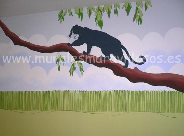 habitaciones el libro de la selva