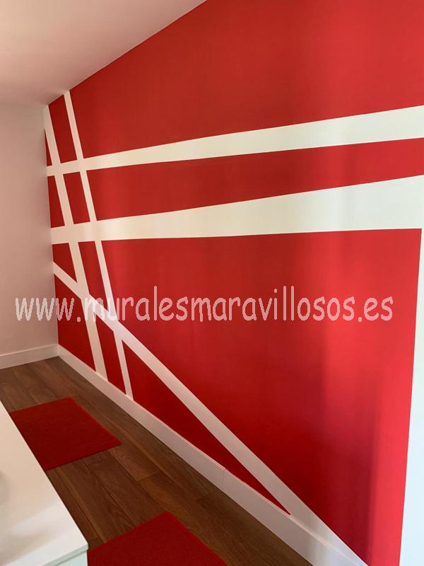 pinturas originales paredes