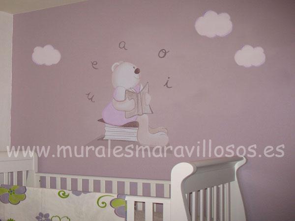 murales infantiles ositos