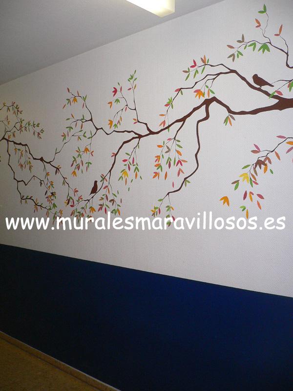 murales pintura hospitales