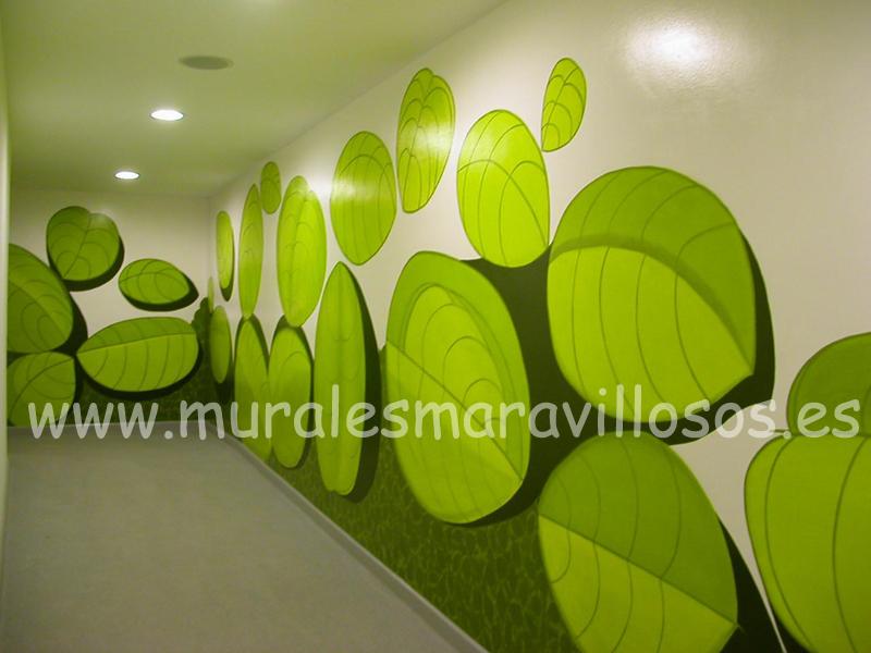 murales hospitales