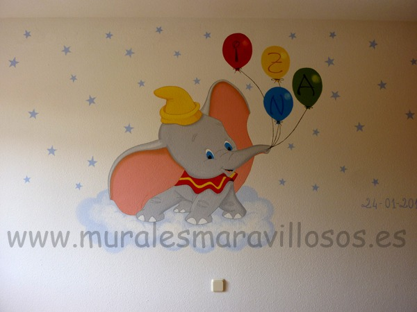 murales dumbo