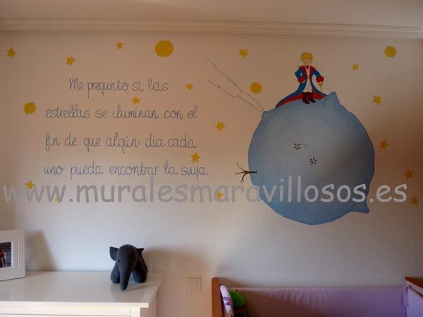 murales el principito