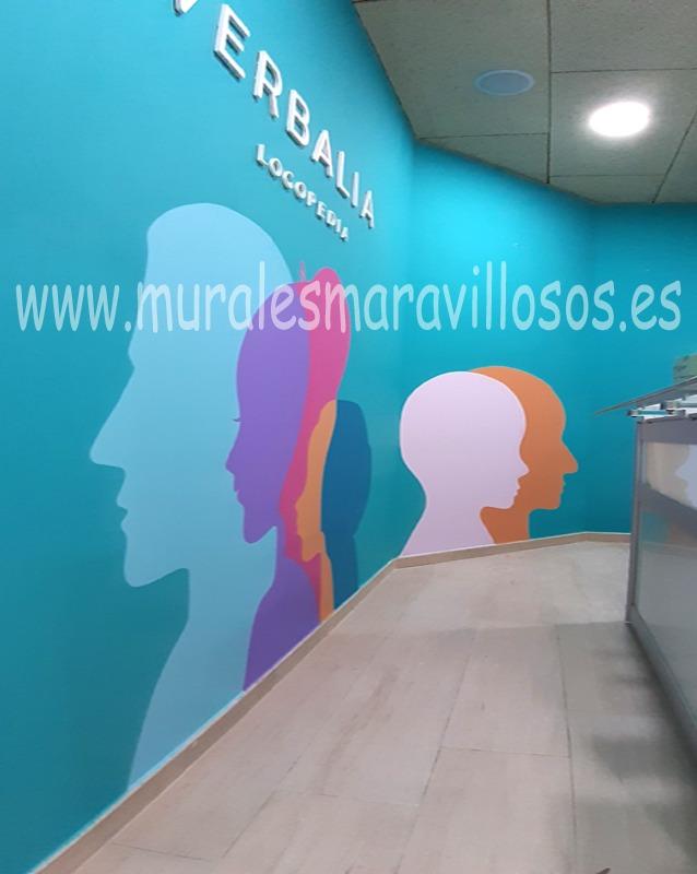 pinturas murales clinicas